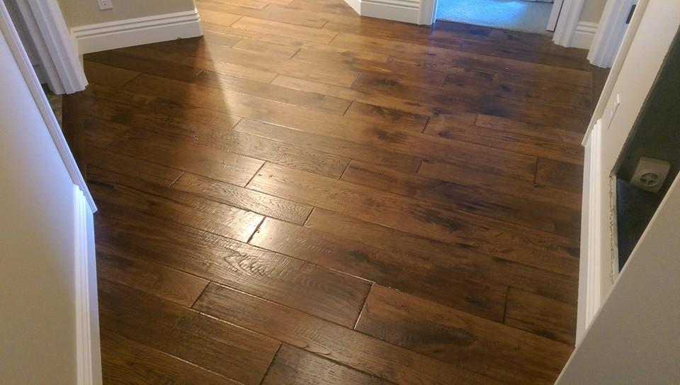 Hardwood Floors American Hickory Sienna Tuscan Collection
